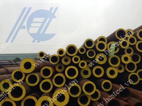 Giá ống đúc ổn định do thép tròn đặc tăng nhẹ vào cuối tháng 03