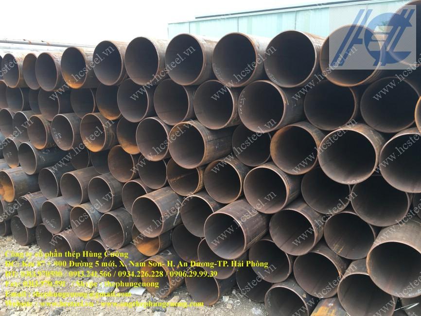 Ống thép dẫn dầu Việt Nam vẫn bị Hoa Kỳ giữ nguyên mức thuế 111.47%