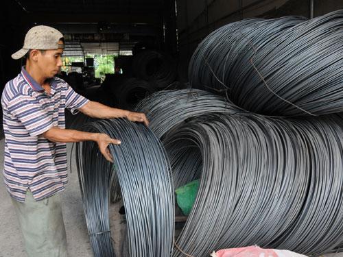 Xuất khẩu sắt thép sang Trung Quốc tăng đột biến hơn 1.800%