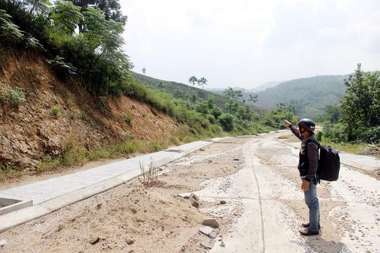 Quảng Nam quyết dời nhà máy thép lên núi