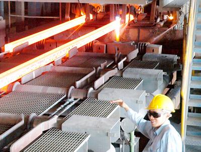 Sản xuất thép thô của Trung Quốc tăng tốc vào giữa tháng 5: CISA