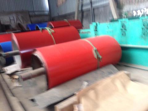 Nguyên liệu sản xuất tôn tăng giá bất thường